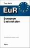 ,Europese Basisteksten (9e)-Reeks Maklu Wetboekpockets