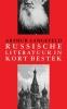 Arthur  Langeveld,Russische literatuur in kort bestek