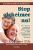 <b>Bruce  Fife</b>,Stop alzheimer nu