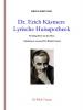 Erich  Kästner,Doktor Erich K?stners Lyrische Huisapotheek