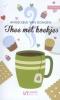 <b>Angelique van Dongen</b>,Thee met koekjes