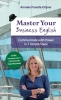 <b>Anneke  Panella-Drijver</b>,Master your business English