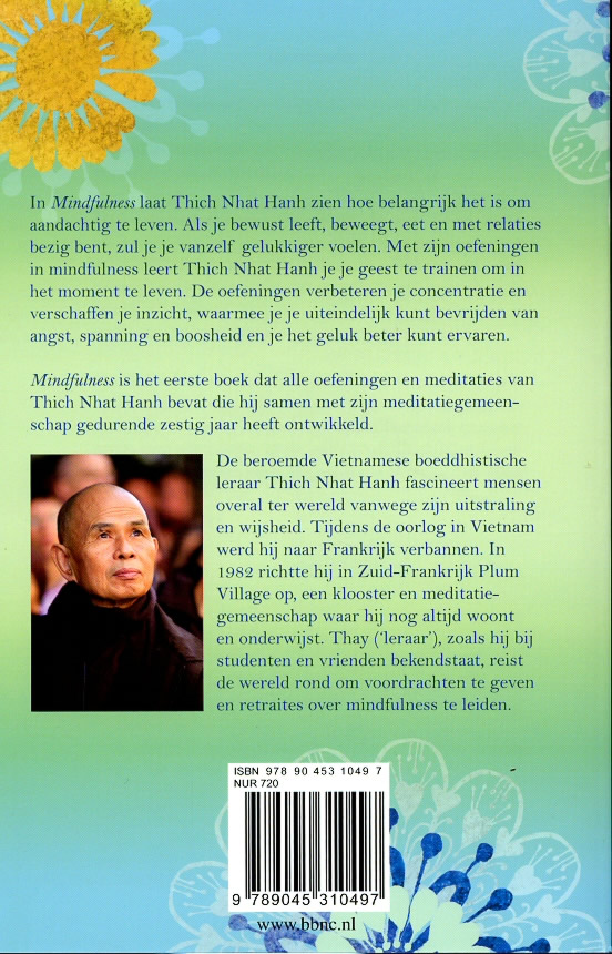 Thich Nhat Hanh,Mindfulness