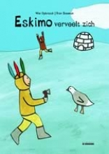 W.  Opbrouck Eskimo verveelt zich
