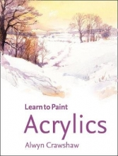 Alwyn Crawshaw Acrylics