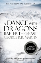 George R. R. Martin A Dance With Dragons: Part 2 After the Feast