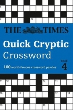 The Times Mind Games The Times Quick Cryptic Crossword Book 4