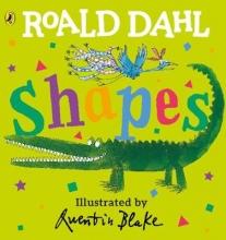 Quentin Blake Roald Dahl, Roald Dahl: Shapes