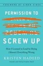 Kristen,Hadeed Permission to Screw up