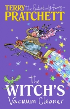 Terry,Pratchett Witch`s Vacuum Cleaner