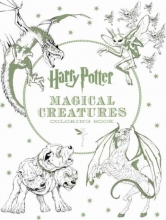 Scholastic, Inc. Harry Potter Magical Creatures Coloring Book