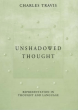 Charles Travis Unshadowed Thought