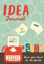 Galison Idea Journal - Pocket Journal