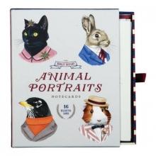 Ryan,Berkley Animal Portrait Greeting Card Assortment