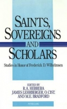 James Lehrberger,   R.A Herrera,   M.E. + Bradford Saints, Sovereigns, and Scholars