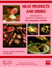 Weng Chan,   John M. Brown,   Susan Church,   David Buss Meat Products and Dishes