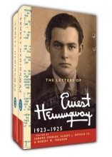 Hemingway, Ernest The Letters of Ernest Hemingway Hardback Set Volumes 2 and 3