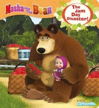 Masha and the Bear: The Jam Day Disaster!