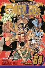 Oda, Eiichiro One Piece 64