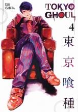 Ishida, Sui Tokyo Ghoul, Vol. 4