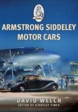David Welch Armstrong Siddeley Motor Cars