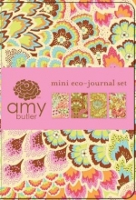 Butler, Amy Soul Blossoms Mini Eco-Journal Set