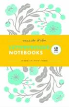 Masako Kubo - Two Letterpressed Notebooks