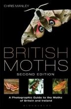 Manley, Chris British Moths