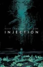 Ellis, Warren Injection 1