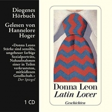 Leon, Donna Latin Lover. CD