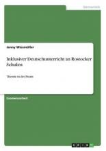 Jenny Wiesmuller Inklusiver Deutschunterricht an Rostocker Schulen
