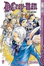 Hoshino, Katsura D.Gray-Man 09