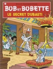 Willy  Vandersteen Bob et Bobette 155 Le secret d`Ubasti