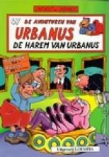Urbanus De avonturen van  47 De harem van Urbanus
