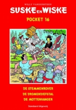 Vandersteen, Willy De stemmenrover / 16