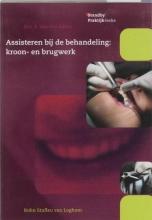 A. van den Akker , Assisteren bij de behandeling van kroon- en brugwerk