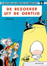 Franquin,,André Robbedoes & Kwabbernoot 13