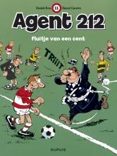 Daniël,Kox/ Cauvin,,Raoul Agent 212 11