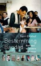 Gerri  Eickhof NOS-correspondentenreeks Bestemming Bagdad