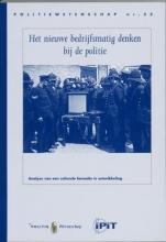 W. Trommel J. Terpstra, Het nieuwe bedrijfsmatig denken bij de politie