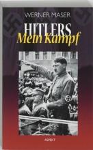 Werner  Maser Hitler Mein Kampf