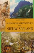 J.D.  Gerritsen Historische verkenningen van Nieuw-Zeeland