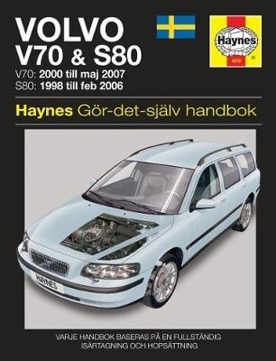 Haynes Publishing,Volvo V70 & S80