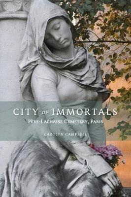 Carolyn Campbell,City of Immortals