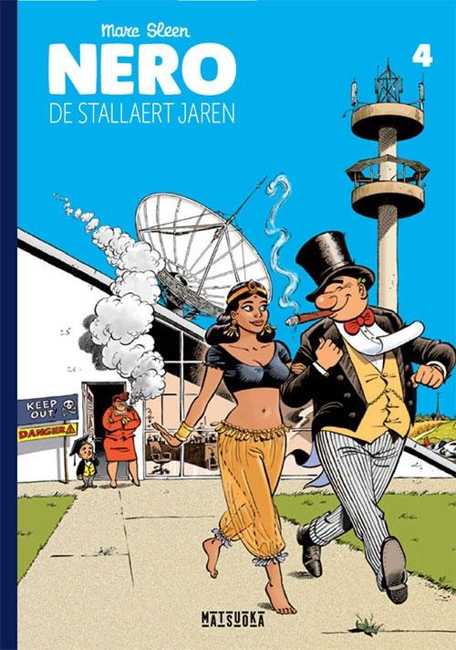 Marc Sleen, Dirk Stallaert,De Stallaert Jaren