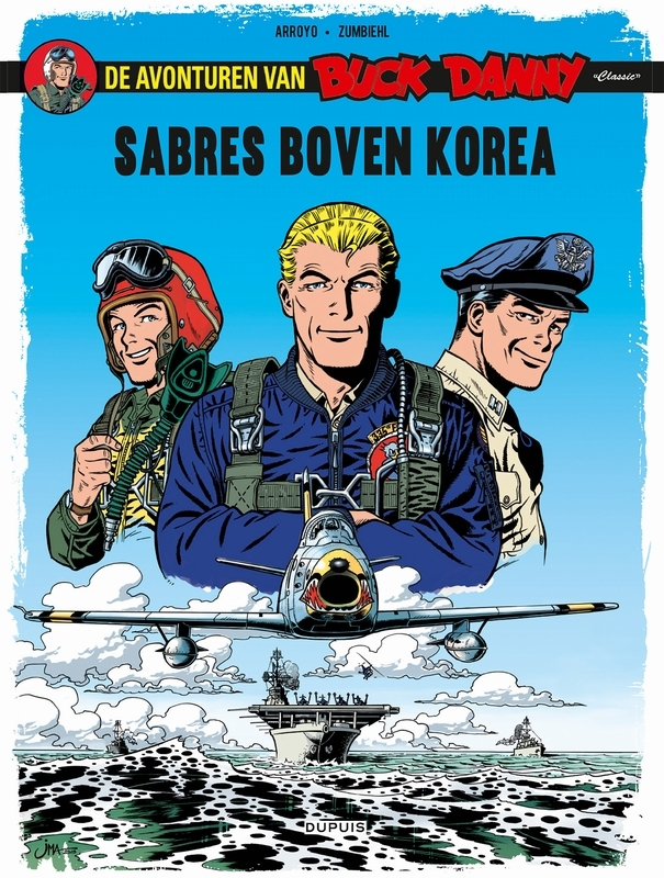 Frederic Zumbiehl,Sabres in Korea