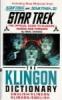 Star Trek, Klingon Dictionary