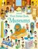 H. Bathie, First Sticker Book Museums