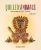 Diane Boden, Quilled Animals