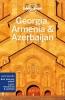 Lonely Planet, Georgia, Armenia & Azerbaijan part 6th Ed
